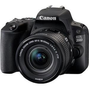 Canon EOS 200D + 18-55mm III + 75-300mm III
