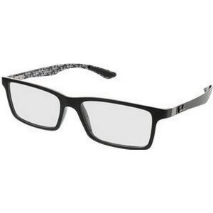 Brille24 GmbH Ray-Ban Brille  RX 8901 5610 Gr. 55-17 in top black on shiny grey inkl. Sehstärke