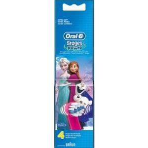 Oral-B Stages Power tandborsthuvud 4-pack