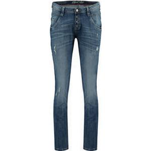 Damen Jeans Relaxed Tapered