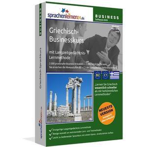 Gollub, Udo Verlag Sprachenlernen24.de Griechisch-Businesskurs Software