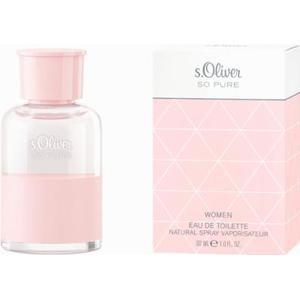 ALIVA-APOTHEKE S.OLIVER SO PURE WOMEN EDT 30 ml