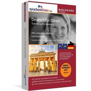 Gollub, Udo Verlag Sprachenlernen24.de Deutsch für Dänen Basis PC CD-ROM