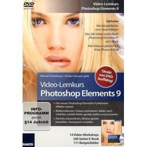 Franzis Buch & Software Verlag Video-Lernkurs Photoshop Elements 9