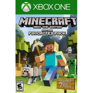 Mojang/Microsoft Studios Minecraft: Xbox One Edition Favorites Pack