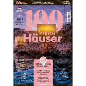 100 Medien GmbH 100 FERIEN Häuser 2017 Deutschland