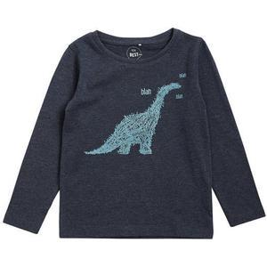 .. jbc Langarmshirt, Dinosaurier-Print, Baumwollmix, für Jungen