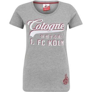 1. FC Köln 1.FC Köln Fan-T-Shirt, Print, für Damen