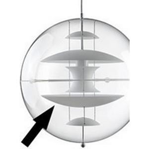 Verpan VP Globe Ø40 Grosse Platte Glas - Verpan