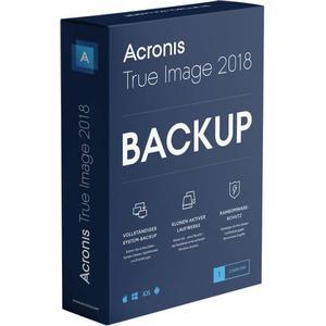 Acronis True Image 2018, DVD-ROM