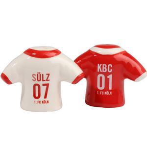 1. FC Köln 1. FC Köln Salz- und Pfefferstreuer, Torso