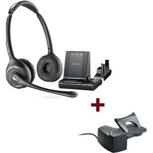 4.70 Plantronics Savi W720 + Plantronics HL10 Telefonhörer-Lifter