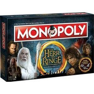 Winning Moves Monopoly Herr der Ringe, Brettspiel