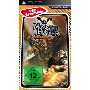CapCom Monster Hunter: Freedom (Essentials)