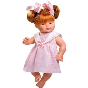 Asi - Guille doll, rose dress (36 cm)