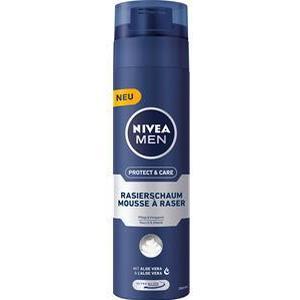 Nivea Männerpflege Rasurpflege Nivea Men Protect & Care Rasierschaum 200 ml