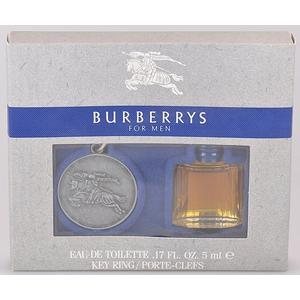 Burberrys for Men Vintage 5 ml Eau de Toilette Miniatur + Schlüsselring