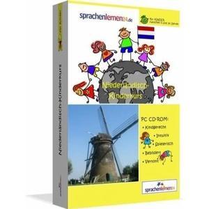 Niederländisch-Kinderkurs, Cd-Rom