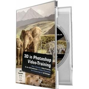 3D in Photoshop-Video-Training