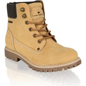 Boot Tom Tailor camel