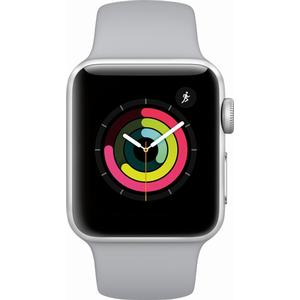 Apple Watch Series 3 38mm Aluminum Case with Sport Band