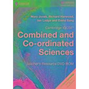 Cambridge University Press Cambridge IGCSE (R) Combined and Co-ordinated Sciences Teacher´s Resource DVD-ROM