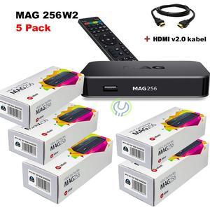 Infomir MAG 256 W2 (5 Pack / Original)
