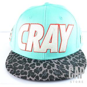 Cayler and Sons Cayler & Sons - Cray - Svart / Leopard