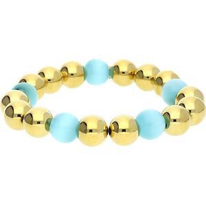 Esprit Armband Bold Spheres in frischem Design ESBR11662A160 Armbänder gold Damen Gr. one size