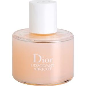 Christian Dior Dissolvant Nail Polish Remover Without Acetone 50ml