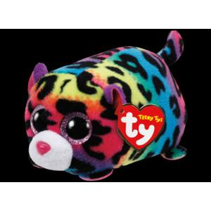 TY Teeny Tys Plush Animal Jelly the Multi-coloured Leopard