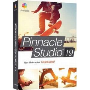 Corel Pinnacle Studio 19 Standard (DE), Box, Vollversion
