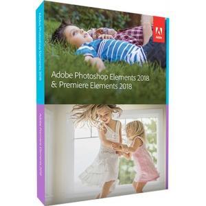 Adobe Photoshop Elements & Adobe Premiere Elements 2018