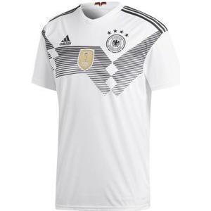 Adidas DFB Heimtrikot WM 2018 - weiss