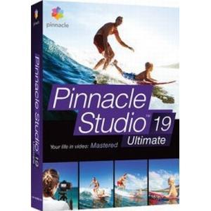 COREL Pinnacle Studio 19 Ultimate, Vollversion (DE)EU