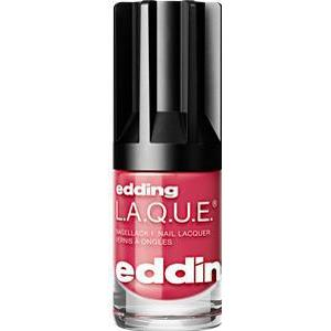 edding Make-up Nägel Time to C.E.L.E.B.R.A.T.E. L.A.Q.U.E. Royal Rubin 5 ml