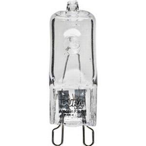 Duralamp 1D1902CH Halogen Lamp 28W G9