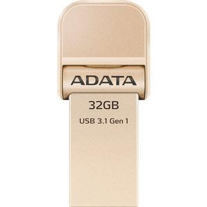 ADATA USB-Sticks »OTG Stick AI920 Gold 32GB Lightning auf USB 3.1«