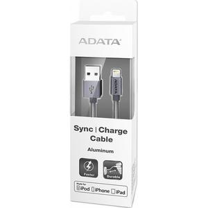 ADATA Kabel »Lightning Cable auf USB Titanium Sync & Charge«