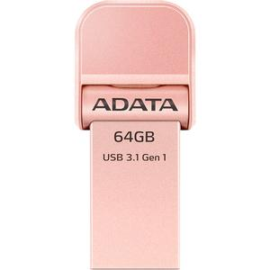 ADATA USB-Stick OTG »OTG Stick AI920 Rose Gold 64GB Lightning auf USB 3«