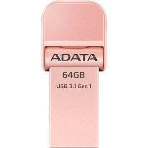 ADATA USB-Sticks »OTG Stick AI920 Rose Gold 64GB Lightning auf USB 3«