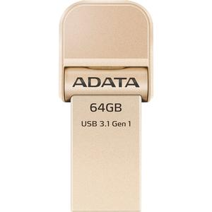 ADATA USB-Sticks »OTG Stick AI920 Gold 64GB Lightning auf USB 3.1«