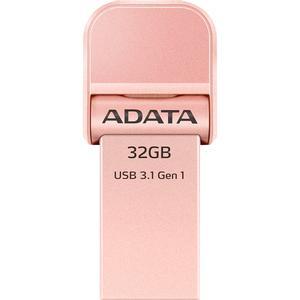 ADATA USB-Sticks »OTG Stick AI920 Rose Gold 32GB Lightning auf USB 3«