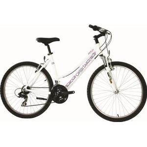 26 Zoll Damen Mountainbike 21 Gang Orbita... weiß, 53cm