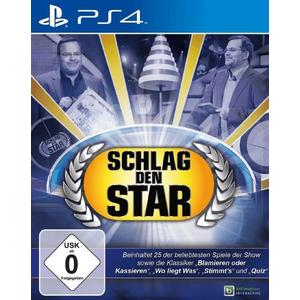 Astragon Schlag den Star, 1 PS4-Blu-ray Disc