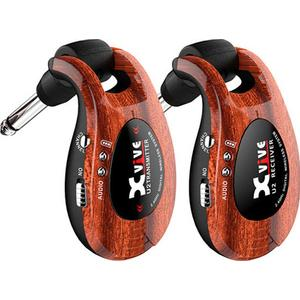 XVive Wireless System U2 Wood