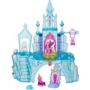 Hasbro My Little Pony Crystal Empire Slott med ljusfunktion B5255