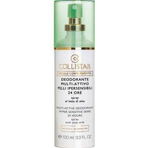 Collistar Körperpflege Special Perfect Body 24h Multi-Active Deodorant ohne Aluminiumsalze 100 ml