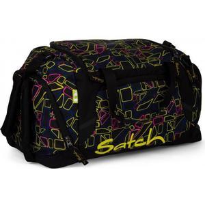 Satch Sporttasche 50 cm disco frisco bunte geometrische fromen