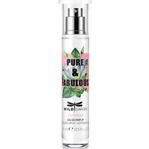 Wild Garden Damendüfte Pure & Fabulous Eau de Parfum Spray 15 ml